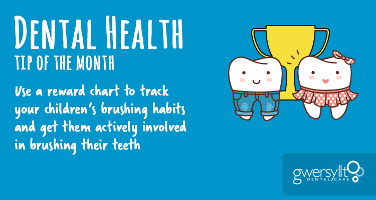 Dental Health Tip of the Month – July