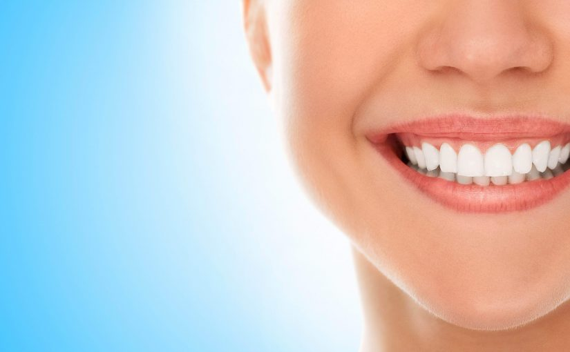 What causes teeth staining?